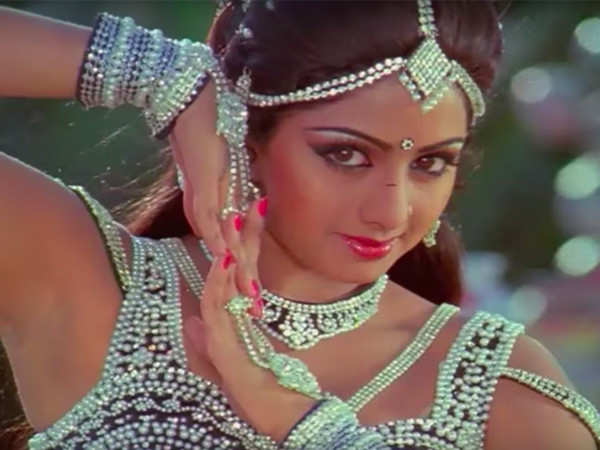 Birthday Special: Best Dance Numbers of Sridevi