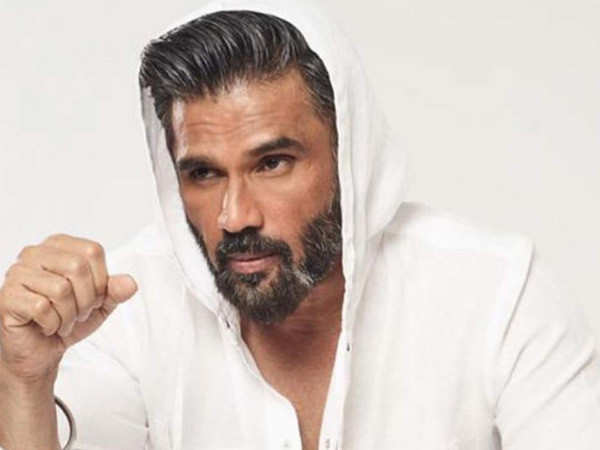 Suniel Shetty talks about his love for yoga and fitness