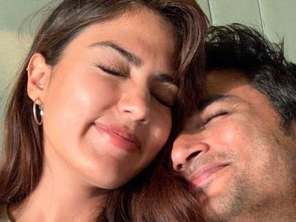 Rhea Chakraborty Reveals Sushant Singh Rajput's Mother also Suffered from Mental Illness