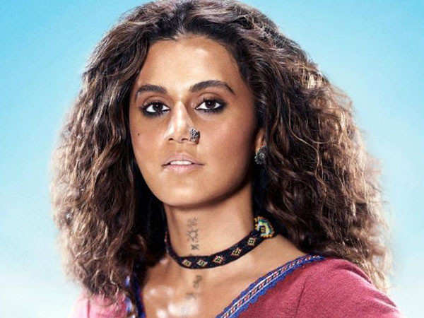 Taapsee Pannu Reveals When She'll be Back on Set