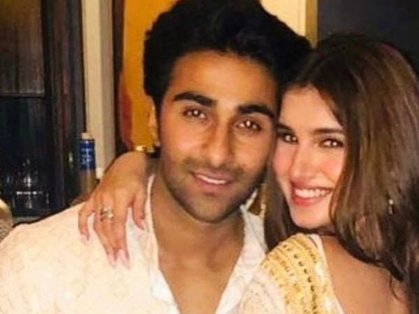 Tara Sutaria wishes Aadar Jain with a special post on his birthday