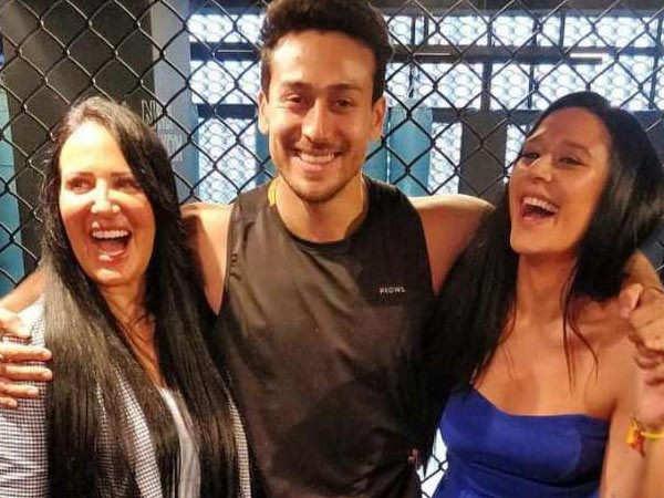 Tiger Shroff's Mother Backs Him as She Shut Down Trolls