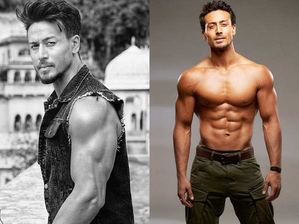 Tiger Shroff spills the beans on his fitness regime