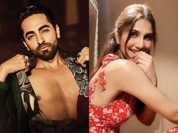 """The way Ayushmann moulds himself in different characters amazes me"" – Vaani Kapoor"