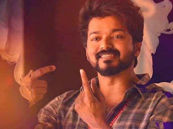 Thalapathy Vijay all set to shoot with AR Murugadoss for Thalapathy 65