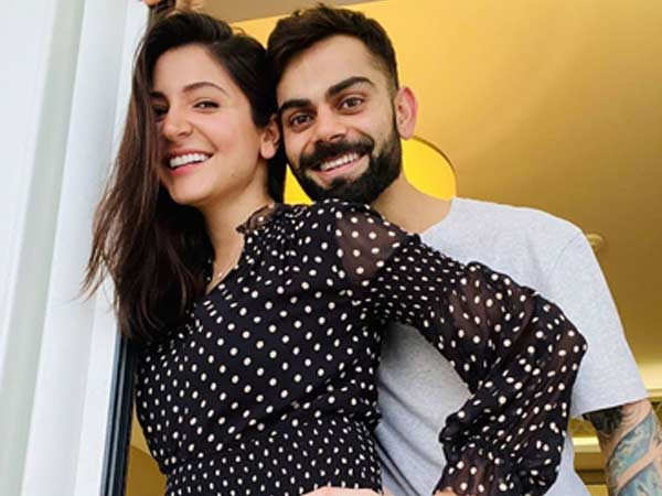 Virat Kohli and Anushka Sharma Announce They're Expecting a Baby