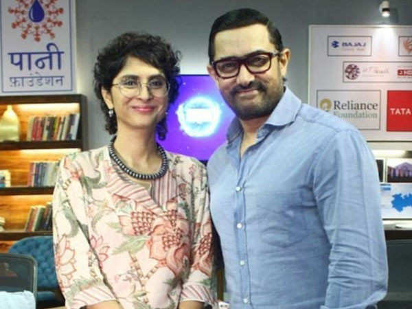 Aamir Khan takes a tour in the wild Gir forest to celebrate wedding anniversary with Kiran Rao