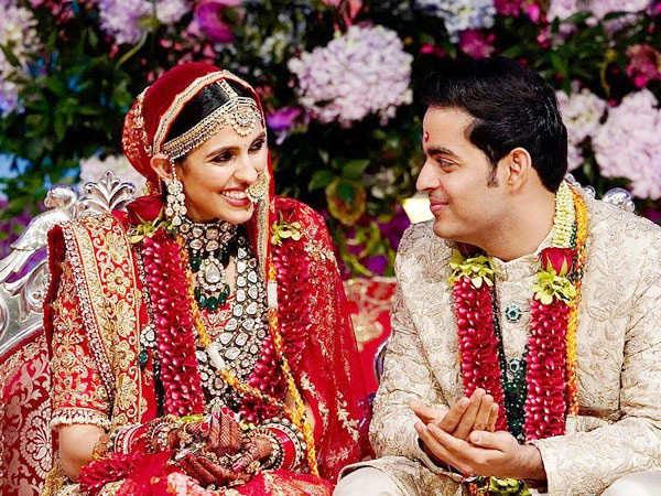 Akash and Shloka Ambani become parents to a baby boy