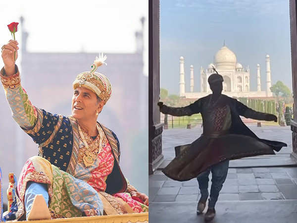 Akshay Kumar's Royal Look For Atrangi Re Is Driving the Internet Crazy
