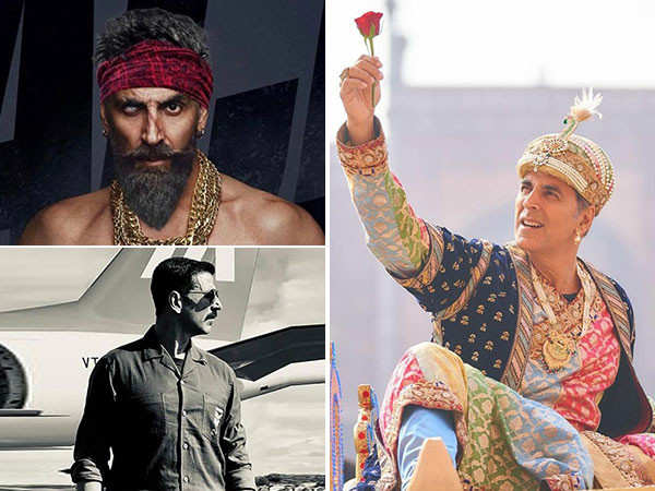 Here are details about Akshay Kumar's shoot for Bachchan Pandey