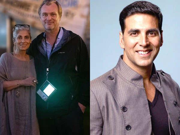 Akshay Kumar reveals Christopher Nolan's special note for Dimple Kapadia