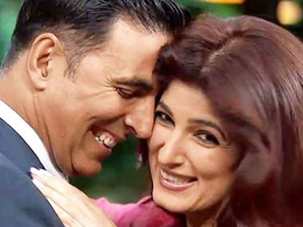 Akshay Kumar and Twinkle Khanna's banter is on point