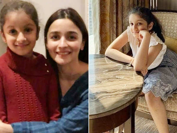Photos: Alia Bhatt meets up with Mahesh Babu's daughter