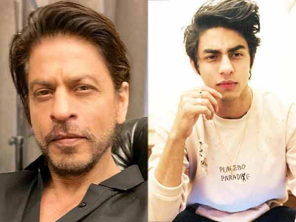 Shah Rukh Khan's son Aryan Khan is winning hearts on the internet with his singing skills