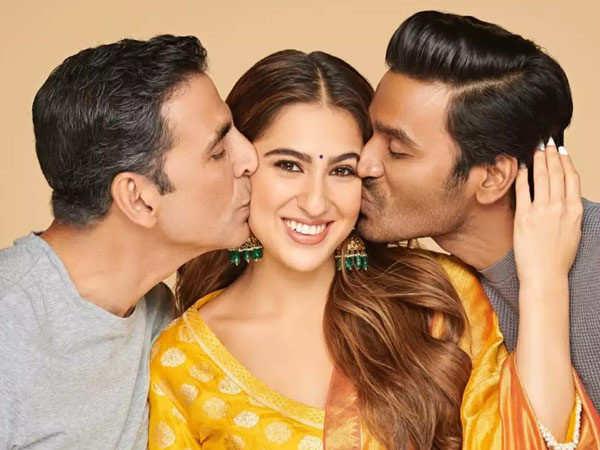 Akshay Kumar, Sara Ali Khan, Dhanush and Nimratv Kaur to shoot for Atrangi Re till year end