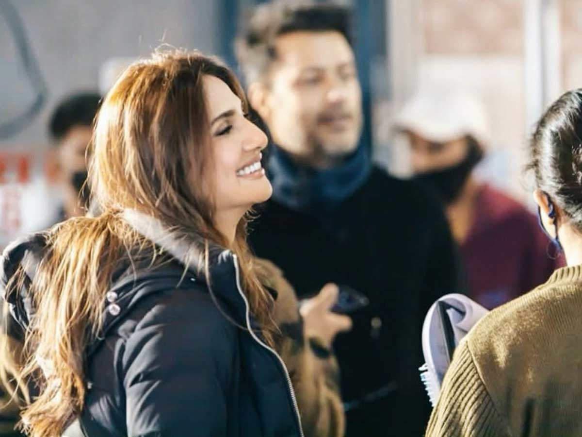 Ayushmann Khurrana and Vaani Kapoor wrap up shooting for Chandigarh Kare Aashiqui | Filmfare.com