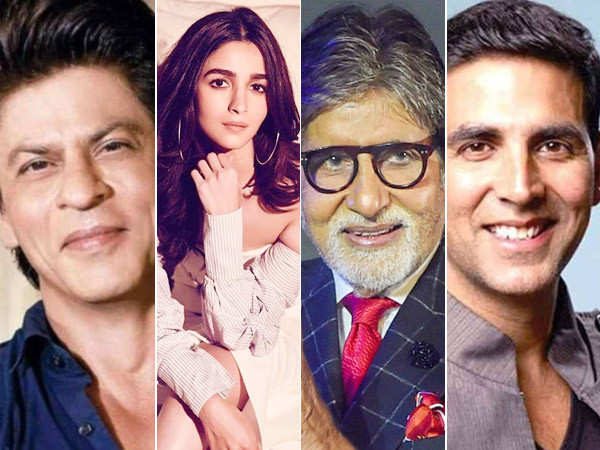 Bollywood stars rule Forbes' list of most influential celebs on social media