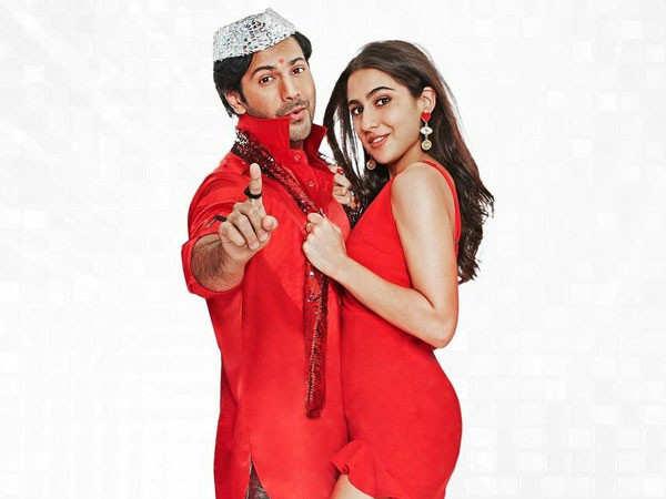 Varun Dhawan-Sara Ali Khan starrer Coolie No 1's public-voting below than Race 3!