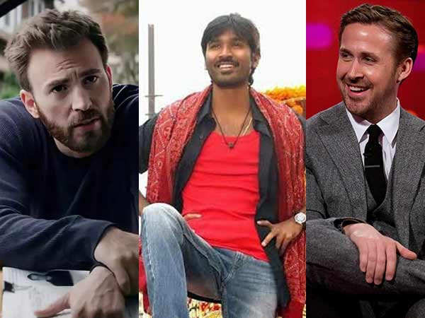 Dhanush To Star Alongside Chris Evans And Ryan Gosling In The Gray Man