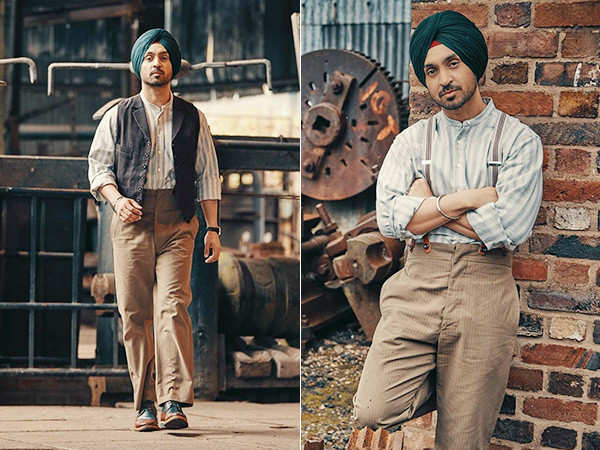 Diljit Dosanjh shares his life story before he became a pop icon