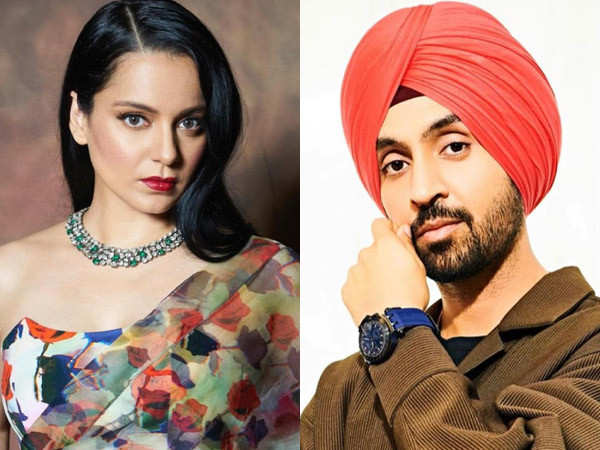 Punjabi film industry backs Diljit Dosanjh after his verbal spat with Kangana Ranaut