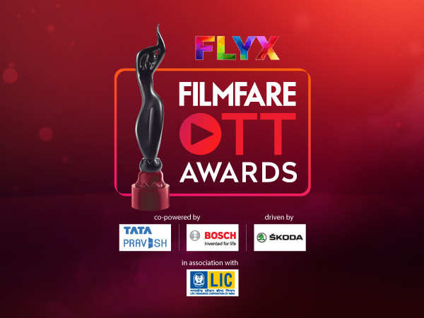 Filmfare Announces The Inaugural Flyx Filmfare OTT Awards