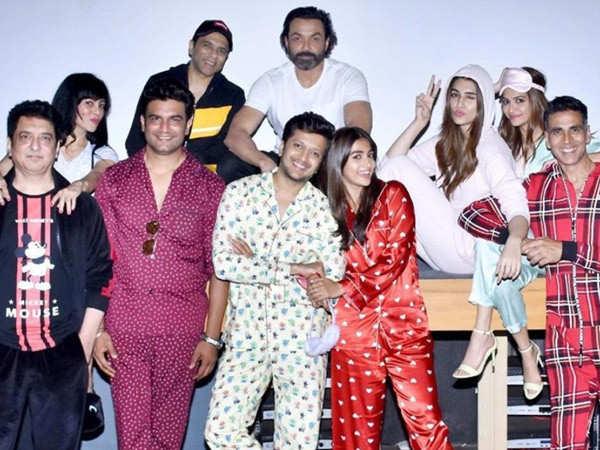 Deepika Padukone, Akshay Kumar, Abhishek Bachchan in Housefull 5?