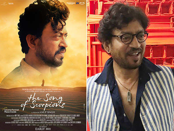 Irrfan Khan's last film The Song of Scorpions to release in 2021