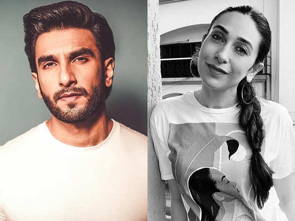 Ranveer Singh calls Karisma Kapoor Queen, while Varun Dhawan calls her Iconic