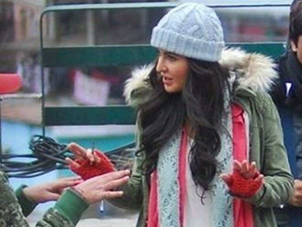 Katrina Kaif's Winter Fashion Is Super Fun