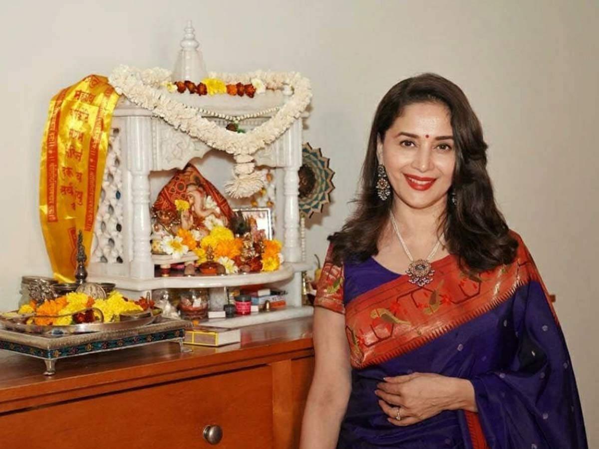 Madhuri Dixit Nene
