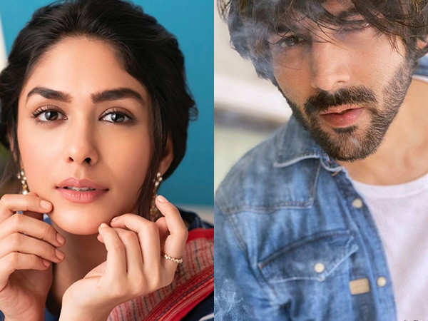 Mrunal Thakur to star opposite Kartik Aaryan in Dhamaka!