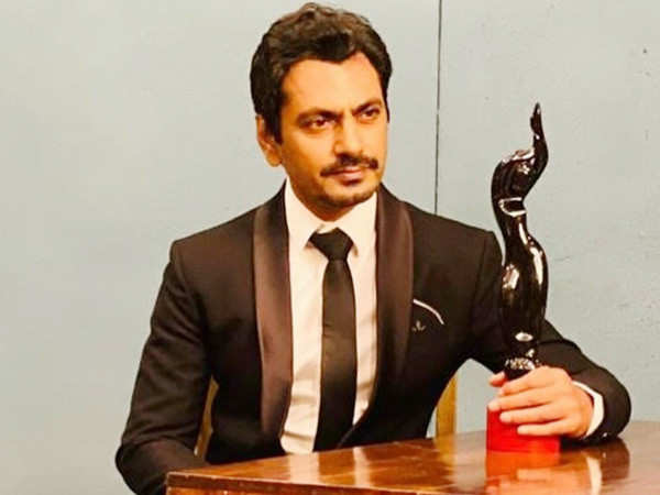 Nawazuddin Siddiqui talks about his early days as an aspiring actor and the challenges he faced