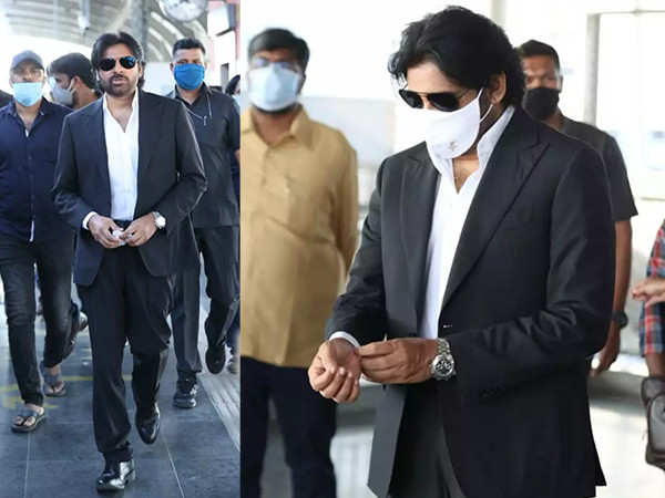 Pictures and Videos of Pawan Kalyan Leaked From The Sets of Vakeel Saab