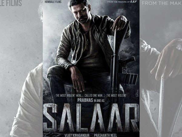 Prabhas to unleash his dark side in his next project Salaar