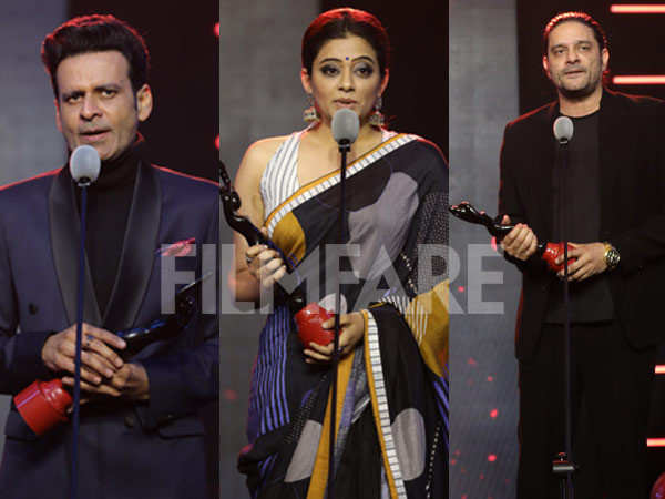 Amazon Prime Video wins big at the FLYX Filmfare OTT Awards