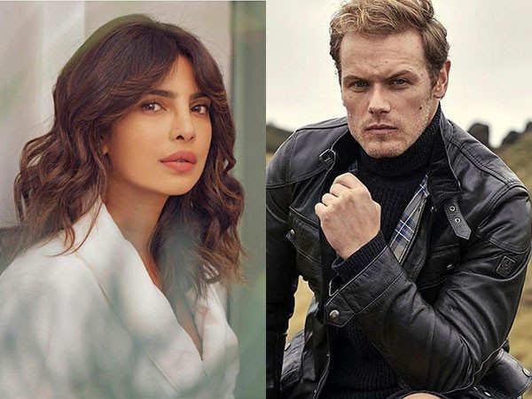 Priyanka Chopra Jonas' Text For You Co-star Sam Heughan Praises Her for The White Tiger