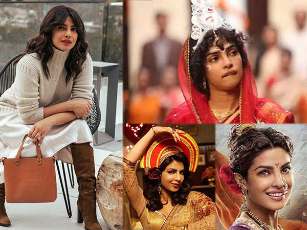 Priyanka Chopra Jonas talks about three most challenging roles in her career