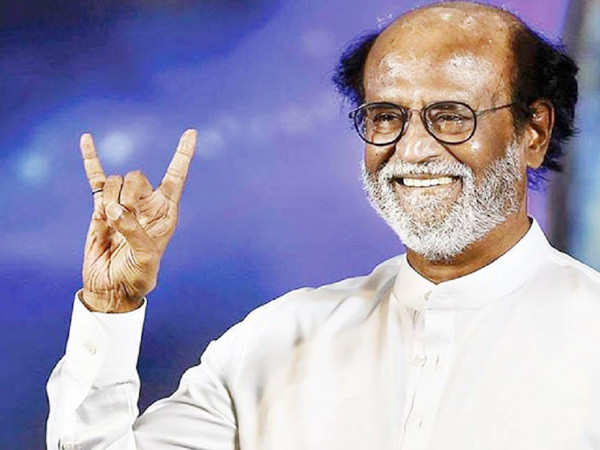 Rajnikanth To Launch His Own Political Party Next Year