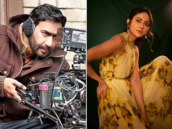 Rakul Singh Preet tests Covid positive, but the shoot for Ajay Devgn's Mayday continues