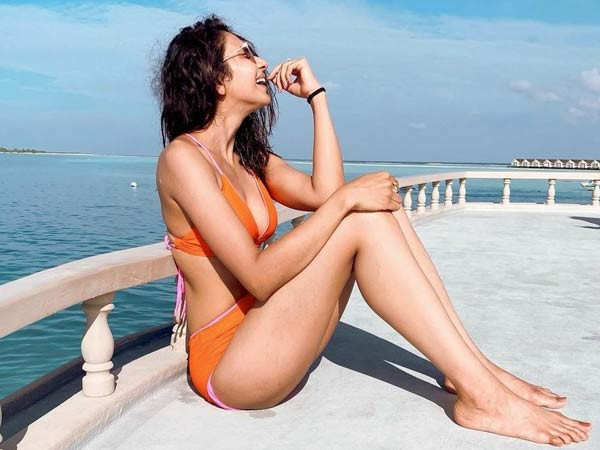 Rakul Preet Singh tests negative for COVID-19 and shares the good news on social media