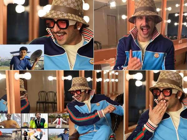 Ranveer Singh gets emotional as his fans celebrate his 10 years in the industry