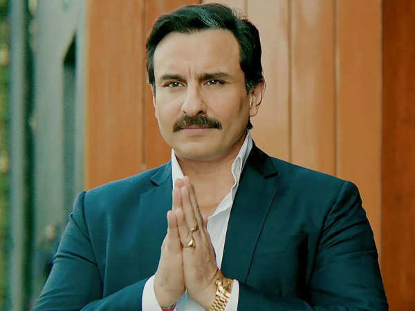 Saif Ali Khan apologises for his controversial statement about his character Raavan in Adipurush
