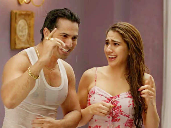 Sara Ali Khan has a special message ahead of Coolie No.1's release