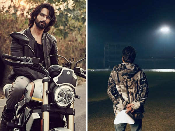 Shahid Kapoor posts an emotional note as he wraps up shooting for Jersey