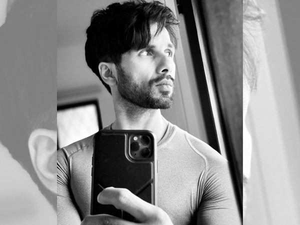 Shahid Kapoor is taking a break before starting work on another film post-Jersey
