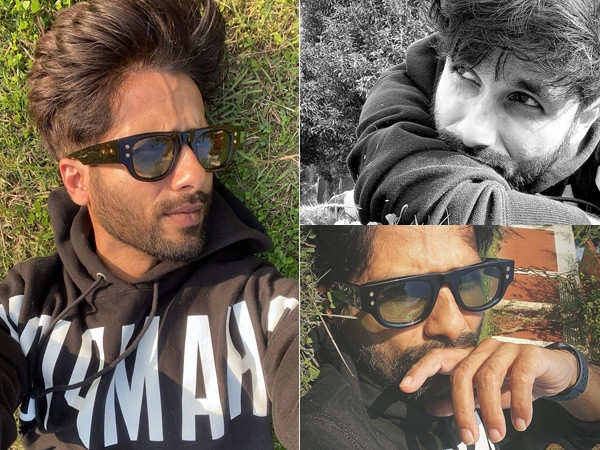 Shahid Kapoor's latest pictures are too hot to handle