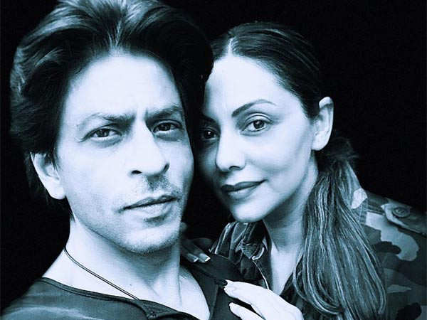 Shah Rukh Khan is super proud of Gauri Khan for this reason