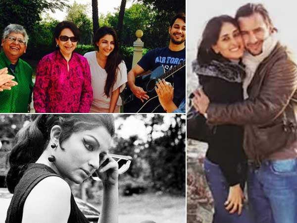 Kareena Kapoor Khan And Soha Ali Khan Wish Sharmila Tagore On Her Birthday