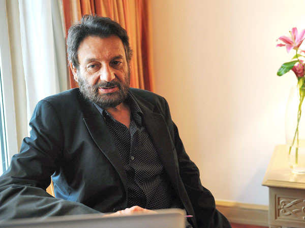"""""""I was naïve enough to tell Gulzar that he was wrong - Shekhar Kapoor"""
